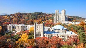 Những trường Đại Học đẹp của Hàn Quốc