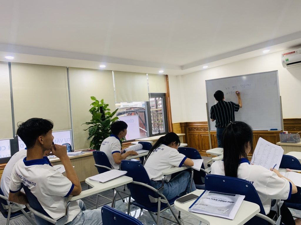 Phòng Học Công Ty Nhân Văn