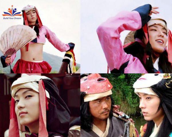 Nhân vật chính Gong Gil