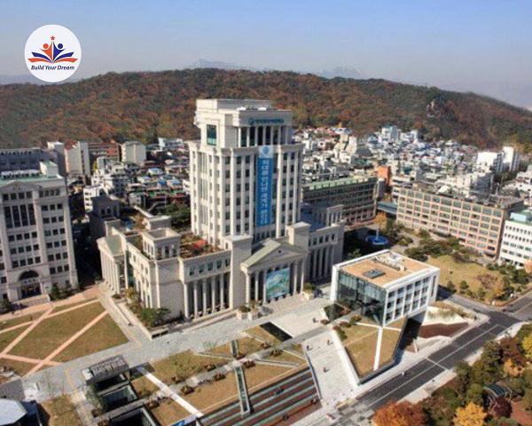 Đại học Ngoại ngữ Hàn Quốc